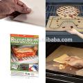 Nouveaux produits chauds Logo personnalisé Grilling Mats for Electric Bbq