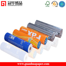 210mm*30m Thermal Fax Paper Roll