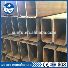 China supplier welded rectangular 200*100 steel pipe for structure