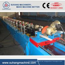 45 Mm Rolling Door Slat Roll Umformmaschine