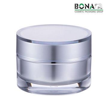 High Quality 60g Acrylic Jar Cream Jar Night Cram Jar