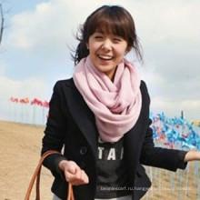 2016 Новый стиль супер мягкий молодой мальчик девушка труба шеи шарф вязания шаблон
