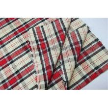 Дешевые T / C пряжи окрашенные чеки Оптовая одежда ткани