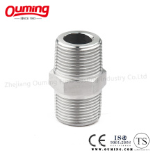 Stainless Steel/Carbong Steel High Pressure Hex Nipple