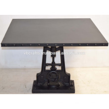 Painel de metal industrial quadrado de metal quadrado