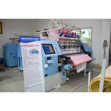 Yuxing Shuttle Multi-Needle Quilting Machine Computerized 94 Inches