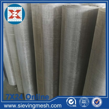 Mesh Wire Stainless Steel Plain