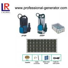 Pompe de jardin solaire utilisée dans la région sèche pour l'irrigation de l'agriculture