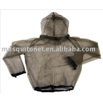 Bug Net Wear / No-SEE-UM chaqueta de mosquito, traje de mosquito