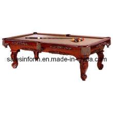 Mesa de billar de pizarra, mesa de billar (DS-13)