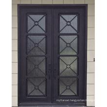 Best Seller Wrough Iron Security Door