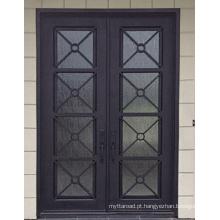 Melhor vendedor Wrough Iron Security Door
