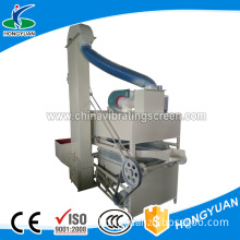 Soybean to the stone cleaner grain screening machine