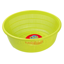 Plastic baskets for household