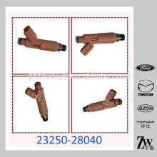Auto peças Novo 23250-28040 injetor de combustível para peças Toyota