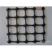 Geogrelha expulsa biaxial de 15 ~ 40 Kn / M PP