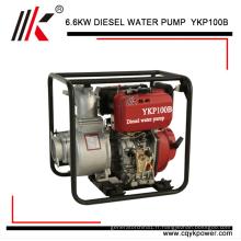 Pompe à eau entraînée par moteur diesel bon marché de générateur diesel pour le prix d'irrigation