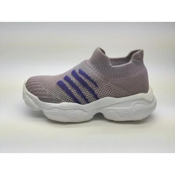 Hot Fashion Flyknit Enfants Chaussures Décontractées