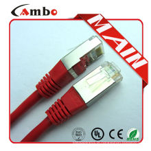 24AWG Blinded cat5e stp patch corda