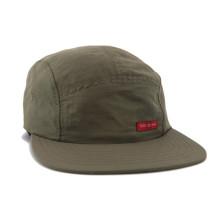 Atacado personalizado em branco malha Snapback Caps