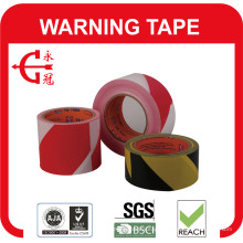 Colorful Warning PVC Tape/PVC Pipe Wrapping Tape
