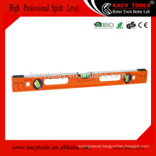 Heavy duty bridge spirit level