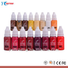 Permanente tatoo Pigment & Make-up Mikro-Tinte Farbe-England KLAY