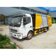 Dongfeng 4x2 garbage transport vehicle