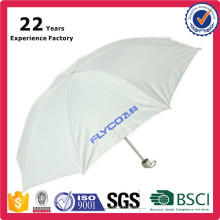 Portable Compact Travel Parasol Wholesale Cheapest Small 3 Folding Promotion Umbrella