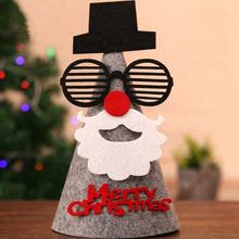 Producto de promoción fiesta de navidad sombrero de santa