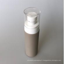 Flacon HDPE de 75 ml avec pompe à lotion