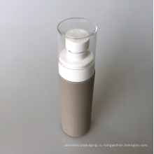 Бутылка HDPE на 75 мл с насосом лосьона