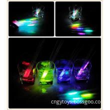 Wine bar Glow drinking straws (XGT7210)