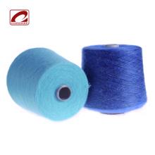 Topline 12.5nm elastic mohair wool blend yarn