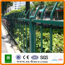 Galvanized Steel Tubular Picket from China supplier