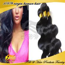 5A Top grade 100% Raw Virgin Unprocessed super x braid hair
