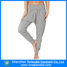 Clothing Manufacture Sports Wear Women Gray Thin Jogger Pant
