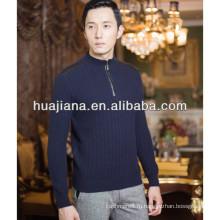 кожа на плече мужские 100% кашемир кабель вязать свитер