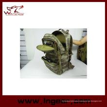 Nueva moda de diseño al aire libre senderismo mochila militar de viaje bolsos