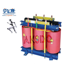 Трансформатор выполнен в Китае SG-200kva