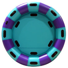 Top quality water round raft for wholesale