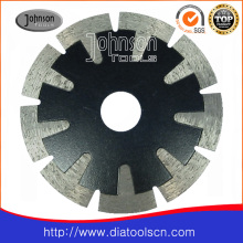 Circular Saw Blade: 115mm Sintered T Shape Segmented Saw Blade
