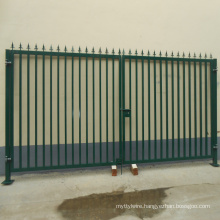 High Quality Low Carbon New Design Iron Gate