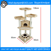 Eco-Friendly Feature and Cats Application Cat Tree Modern