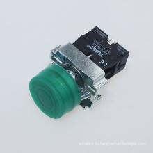 Кнопка Lay5-Bp31 Промышленных Заподлицо Водонепроницаемый Кнопочный Переключатель