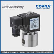 SS304 Luft komprimiert elektrisches Ventil Hochdruck-Pilot betrieben Kolben Bau Injektion Kunststoff-Maschine Wasser-Medien-Ventil