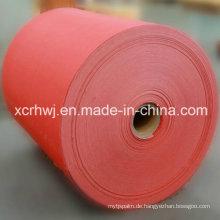 China-Lieferanten-Qualitäts-Isolierung Vulkanisiertes Faser-Blatt, isolierendes vulkanisiertes Faser-Papier-Brett für das Stanzen