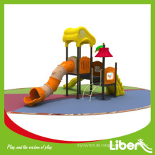 Hot-Sale Outdoor Kinder Plastik Spielplatz Sportgeräte für Vorschule Spielzentrum LE.YG.049