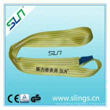 Endless Type Sf 6: 1 Ce GS Synthetic Lifting Belt