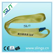 Бесконечные типа SF 6: 1 се ОО синтетические пояса лифтинг